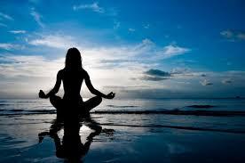yoga + sea