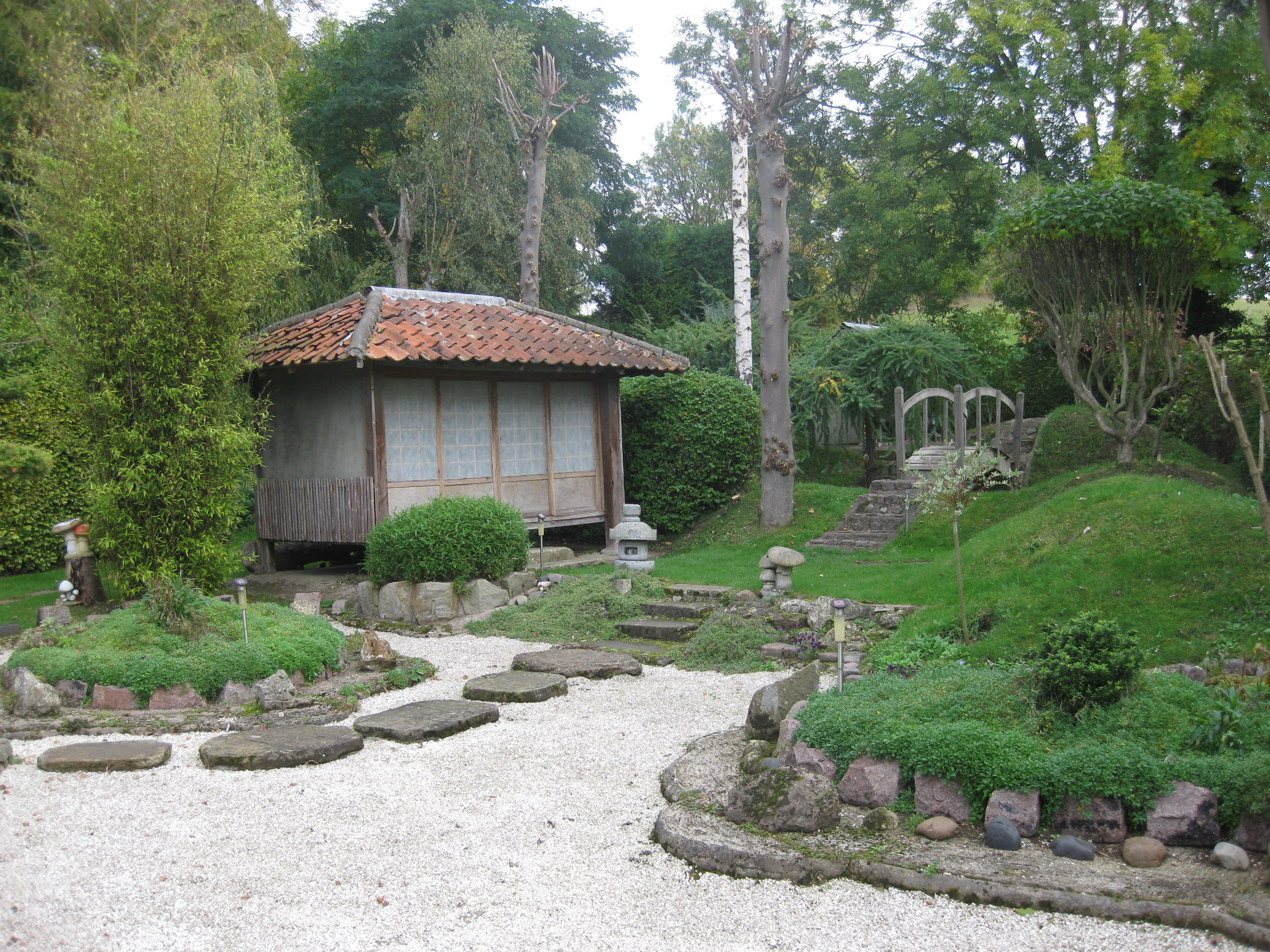 Japanese meditation garden for Japanese meditation garden