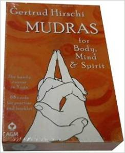 mudras cards