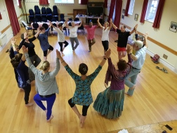Do Yoga! Workshop at Preston Village Hall