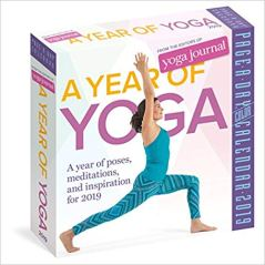 A year of yoga
