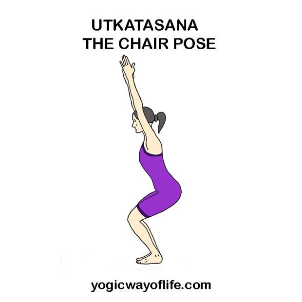 Utkatasana_Chair_Pose_Yoga_Asana