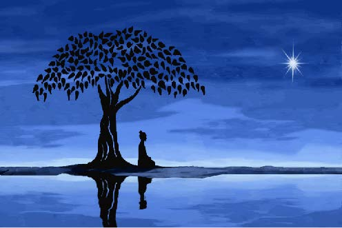 yoga stillness