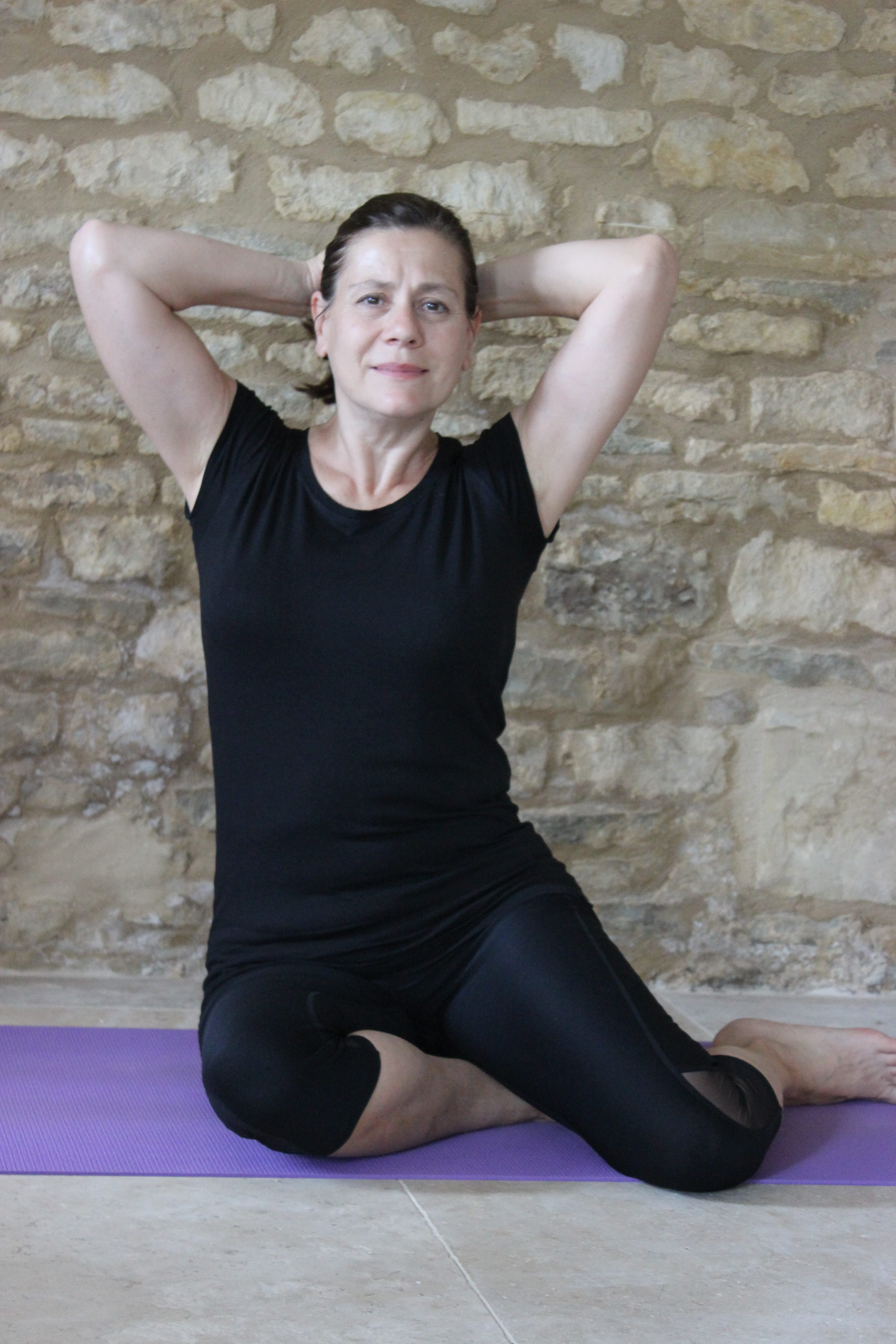 Deborah King Yoga Teacher