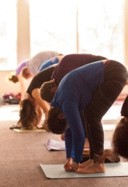 do-yoga! class at Tinwell Village Hall